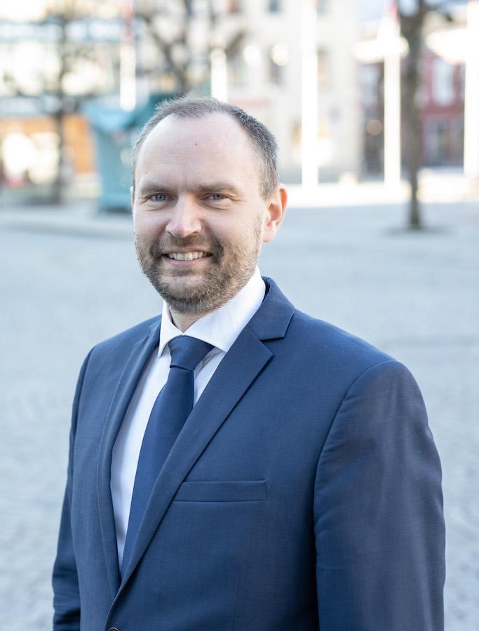 Advokat Øyvind Tvedt, GrimstadAdvokatene